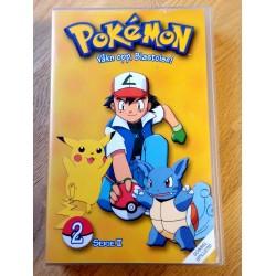 Pokemon: Nr. 2 - Våkn opp, Blastoise! (VHS)