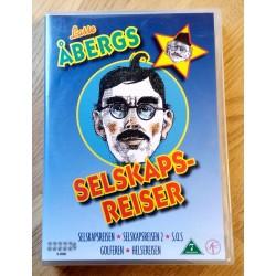 Lasse Åbergs Selskapsreiser (DVD)