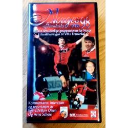 Norges vei til Frankrike VM 1998 (VHS)