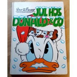 Walt Disney Kjempebok - Jul hos Donald & Co
