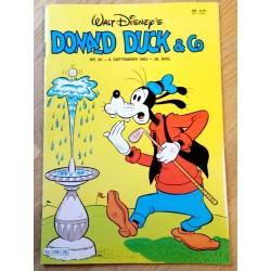 Donald Duck & Co: 1983 - Nr. 36 - Med vedlegg midt i bladet