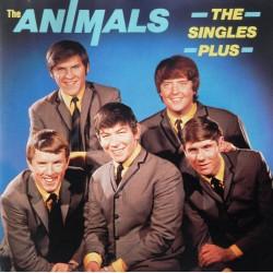 Animals- The Singles Plus (CD)
