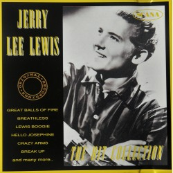 Jerry Lee Lewis- The Hit Collection (CD)