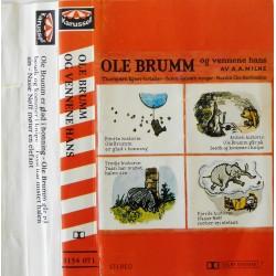 Ole Brumm og vennene hans- Thorbjørn Egner