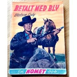 Komet-bok Nr. 87 - Betalt med bly
