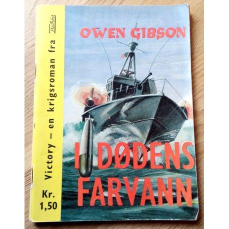 Victory - I dødens farvann - Owen Gibson