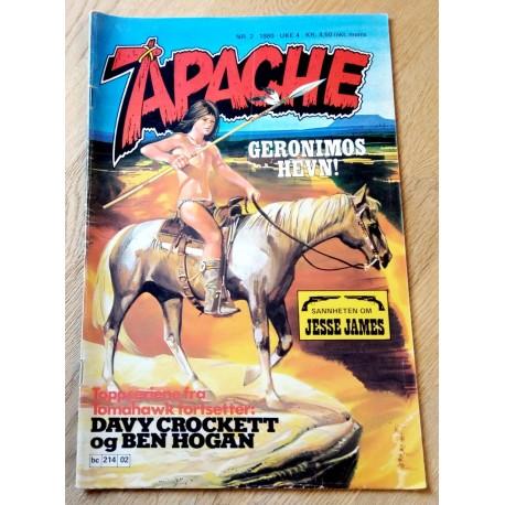 Apache: 1980 - Nr. 2 - Geronimos hevn!