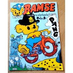 Bamse: 1987 - Nr. 9 - Bamse og skattekista