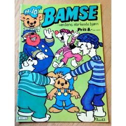 Bamse: 1987 - Nr. 10 - Farmors fineste skatt