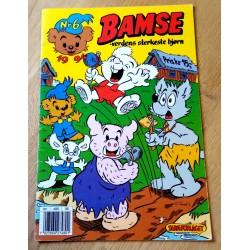 Bamse: 1994 - Nr. 6 - Alt kommer for en dag