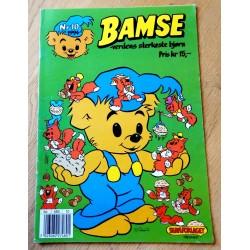 Bamse: 1994 - Nr. 10 - Det klukker falskt