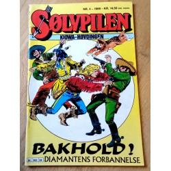 Sølvpilen: 1989 - Nr. 4 - Bakhold!