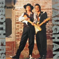 The Vaughan Brothers- Family Style (CD)