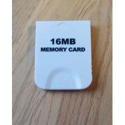 Nintendo GameCube: 16 MB Memory Card