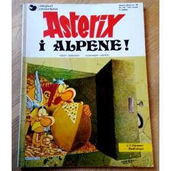 Asterix: Nr. 16 - Asterix i Alpene! (3. opplag)