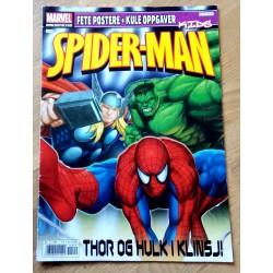 Spider-Man Kids: 2011 - Nr.10 - Thor og Hulk i klinsj
