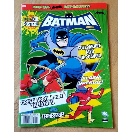 Batman Kids: 2013 - Nr. 4 - Green Arrow mot The Atom!