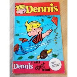 Dennis: 1970 - Nr. 7