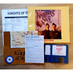 Knights of the Sky (MicroProse) - Amiga