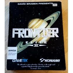 Frontier: Elite II (GameTek / Konami) - Amiga