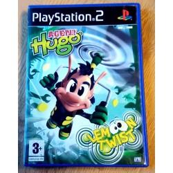 Agent Hugo - Lemoon Twist (Pan Vision) - Playstation 2