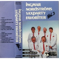 Ingmar Nordströms Saxparty Favoriter Vol 3