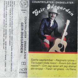 Geir Ødegården- Countrylåter-Ønskelåter