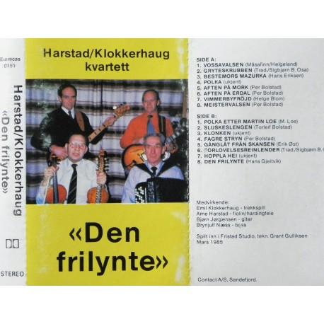 Harstad/Klokkerhaug Kvartett- Den frilynte