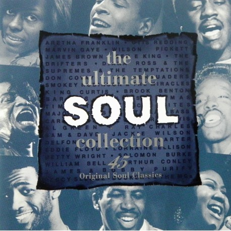The Ultimate SOUL Collection (2 X CD)
