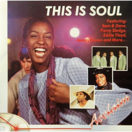 This is SOUL (CD)