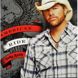 Toby Keith- American Ride (CD)
