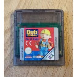GameBoy Color: Bob the Builder - Fix it Fun! (SCN)