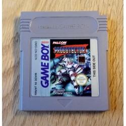 GameBoy: Probotector (Palcom)
