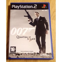 007: Quantum of Solace (Activision) - Playstation 2