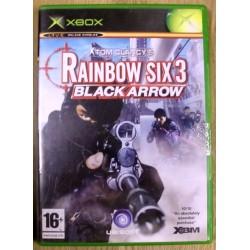 Xbox: Tom Clancy's Rainbow Six 3: Black Arrow