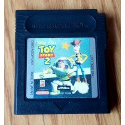 GameBoy Color: Toy Story 2 (Activision)