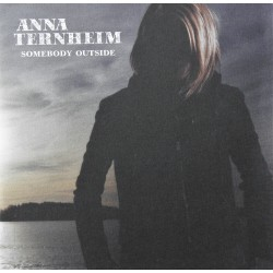 Anna Ternheim- Somebody Outside (CD)