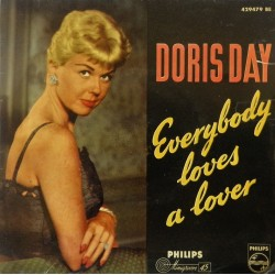 Doris Day- Everybody loves a lover (EP- Vinyl)