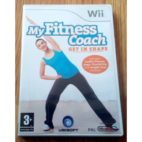 Nintendo Wii: My Fitness Coach - Get In Shape (Ubisoft)