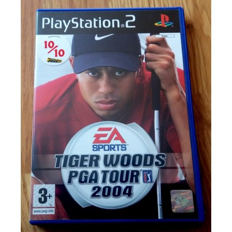 Tiger Woods PGA Tour 2004 (EA Sports) - Playstation 2