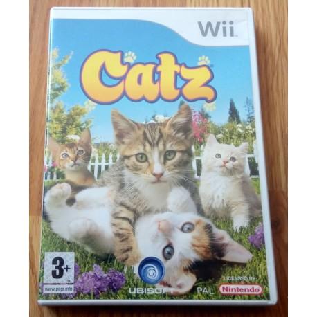 Nintendo Wii: Catz (Ubisoft)