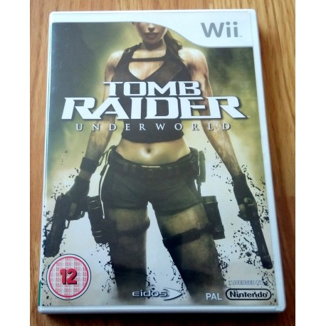 Nintendo Wii: Tomb Raider - Underworld (Eidos)