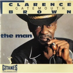Clarence Catemouth Brown- The Man (CD)