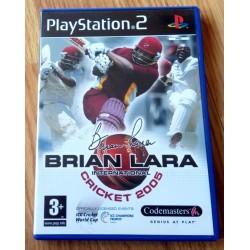 Brian Lara International Cricket 2005 (Codemasters) - Playstation 2