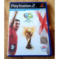 2006 FIFA World Cup (EA Sports) - Playstation 2