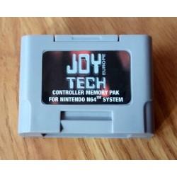 Nintendo 64: Joytech Controller Memory Pak