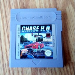 GameBoy: Chase H.Q. (Taito)