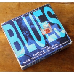 BLUES X 4 CD'er