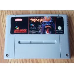 Super Nintendo: Primal Rage (Time Warner Interactive)