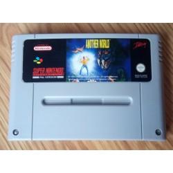 Super Nintendo: Another World (Interplay)
